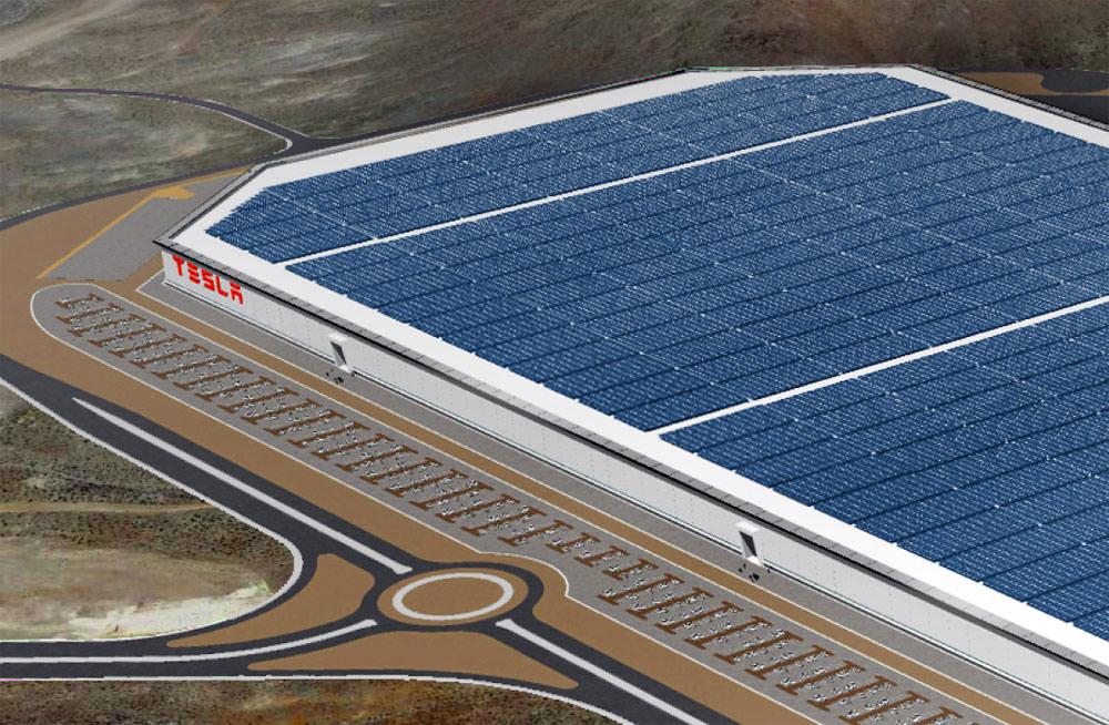 A Tesla tényleg megcsinálta: beindították a gigantikus akkumulátor-gyárat