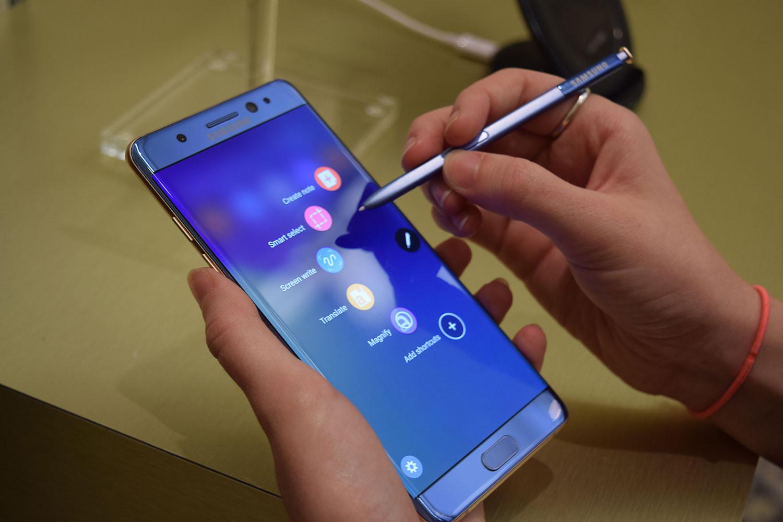 Hivatalos: az akkumulátor miatt robbannak a Samsung okostelefonjai