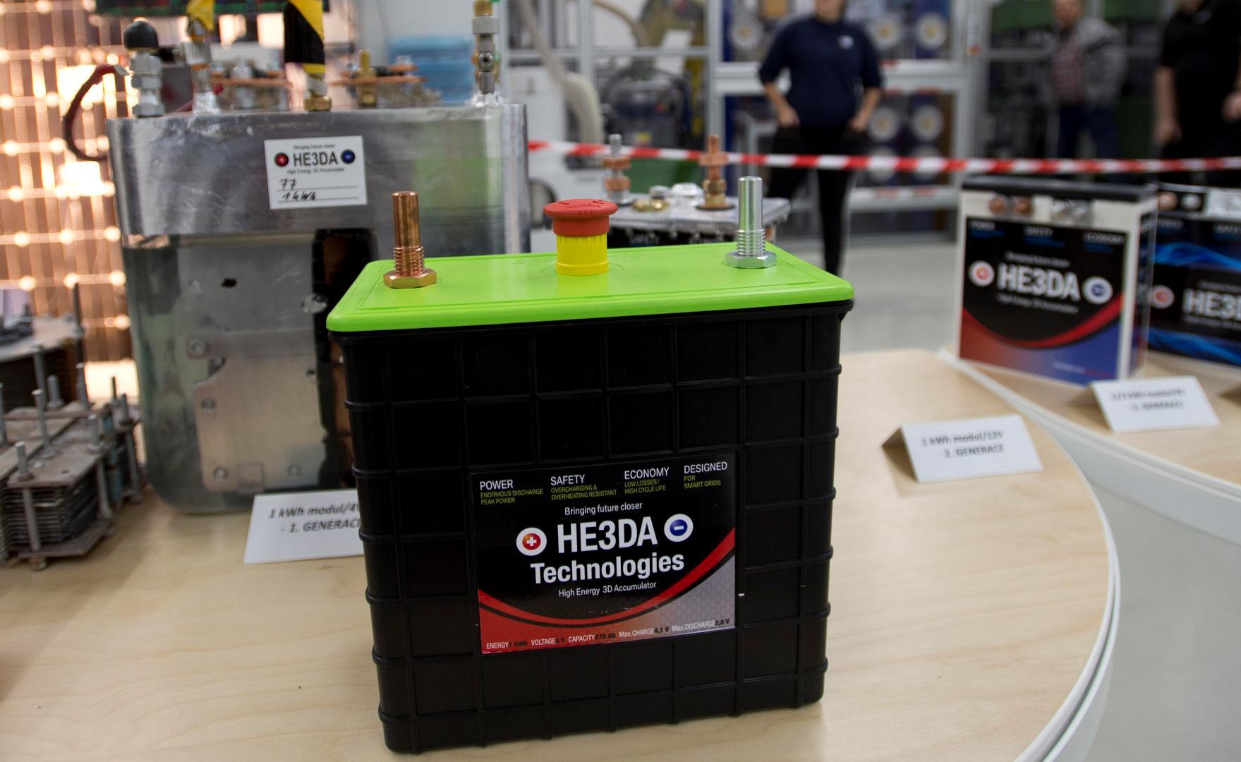 Elindult a nanotechnológiás akkumulátorok gyártása