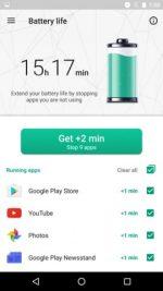 A Kaspersky Lab Battery Life-fal nem merül le az androidos telefon