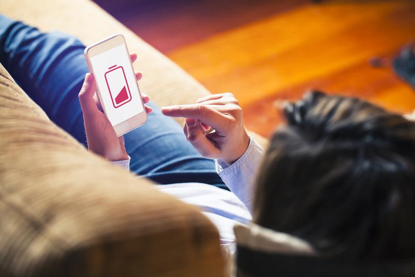 30%-kal tovább bírja az okostelefon akkumulátora egy új alkalmazással