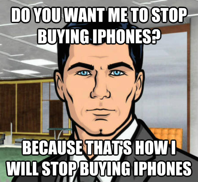 Nem bírják olyan jól az iPhone-ok, ahogy az Apple állítja