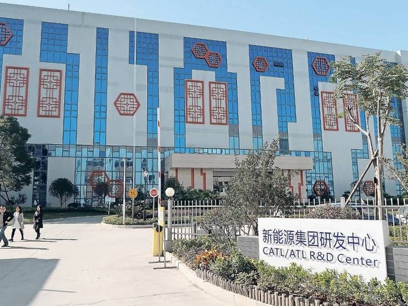 Úgy növekszik a kínai akkugyártó, mint a Huawei