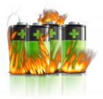 Tüzet is okozhat a szemétbe dobott, használhatatlan okostelefon-akkumulátor